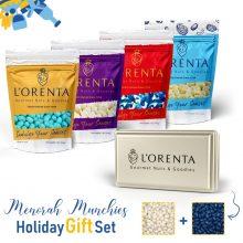 Menorah-munchies-holiday-gift-sets-www Lorentanuts Com