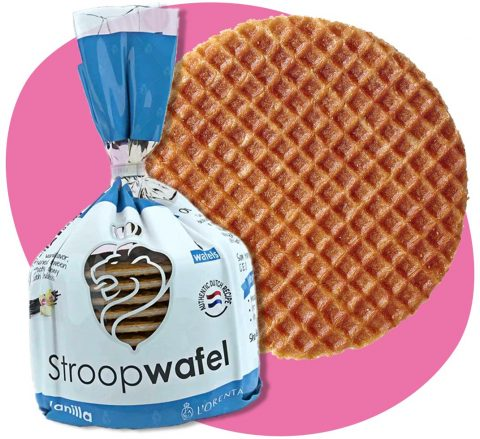 Lorenta-nuts-stroopwafel Nuts and Candy