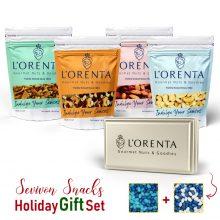 Sevivon-snacks-hanukkah-gifts-lorentanuts Com Hannukah Gifts