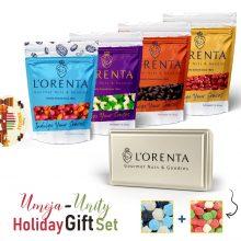 Umoja-unity-holiday-gift-sets-www Lorentanuts Com