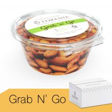 Almonds-roasted-and-salted-grab-go-www Lorentanuts Com Gummy Bears