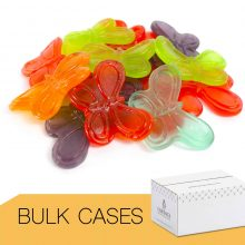 Butterfly-cases Gummy Butterflies