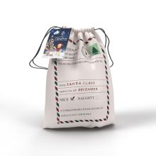 Santa-sack-postcard-christmas-gift-lorentanuts Com