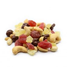 Strawberry-satisfaction-perspective-www Lorentanuts Com Chocolate Trailmix