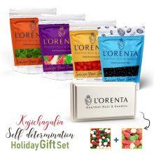 Kujichagulia-self-determination-holiday-gift-sets-www Lorentanuts Com